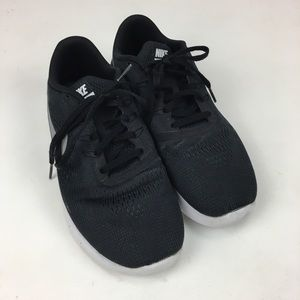 Nike Youth 7 Boy's Shoe Free RN Athletic Black